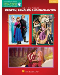 SONGS FROM FROZEN TANGLED & ENCHANTED VOL.32