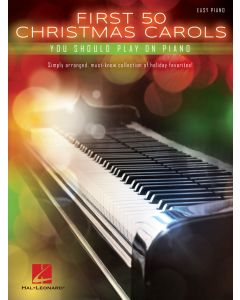 1ST 50 CHRISTMAS CAROL YOU SHOULD PLAY ON PIANO