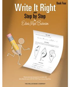 WRITE IT RIGHT BOOK 4
