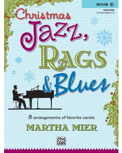 CHRISTMAS JAZZ RAGS & BLUES BK2