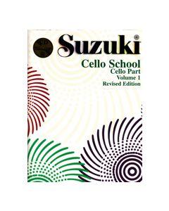 ***SUZUKI CELLO SCHOOL & CD VOL1 26204