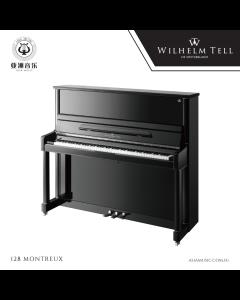 WILHELM TELL PIANO 128 MONTREUX