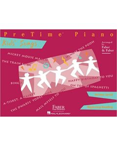 KID'S SONG L PREMIER PRETIME PIANO