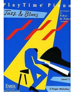 JAZZ & BLUES L1 PLAYTIME PIANO