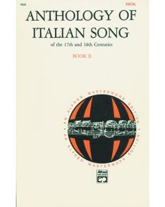 #2 ANTHOLOGY ITALIAN SONG A3526