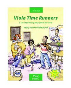 VIOLA TIME RUNNERS BK2 W/CD