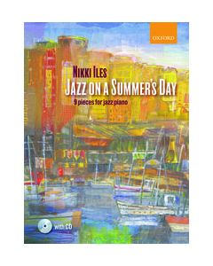 ***JAZZ ON A SUMMER'S DAY W/CD