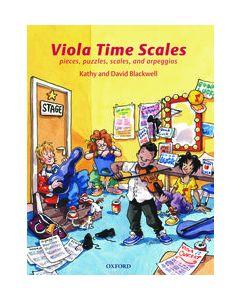 VIOLA TIME SCALES (REVISED)