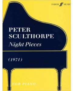 PETER SCULTHORPE NIGHT PCS