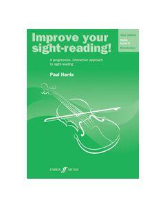 IMPROVE SR VIOLIN G2 PAUL HARRIS NEW EDITION