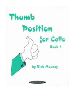 THUMB POSITION CELLO BK1