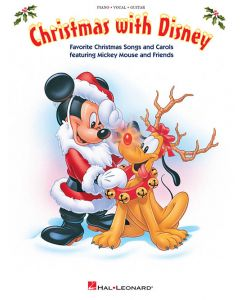 CHRISTMAS W/DISNEY - FAV CHRISTMAS SONGS & CAROLS