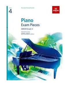 ***PIANO EXAM PCS 2019-2020 G4
