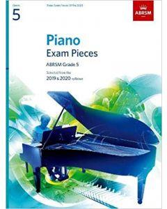***PIANO EXAM PCS 2019-2020 G5