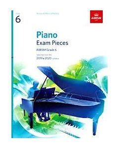 ***PIANO EXAM PCS 2019-2020 G6