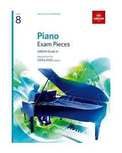 ***PIANO EXAM PCS 2019-2020 G8