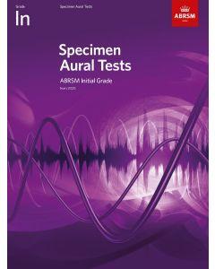 SPECIMEN AURAL TESTS, INITIAL GRADE