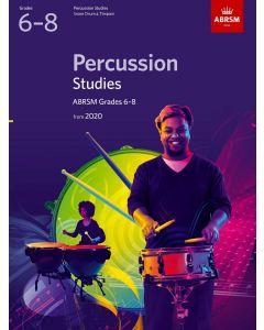 PERCUSSION STUDIES G6-8