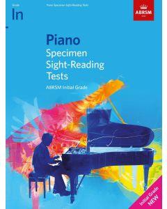 PIANO SPECIMEN SIGHT READING, ABRSM INITIAL