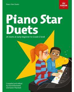 PIANO STAR DUETS: PRE-GRADE 1 - GRADE 2