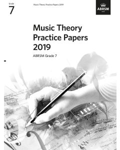 2019 MUSIC THEORY PRACTICE PAPERS GRADE 7