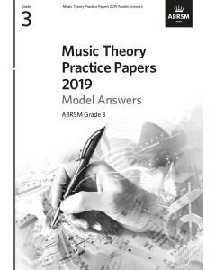 2019 MUSIC THEORY TESTS MODEL ANSWER GRADE 3