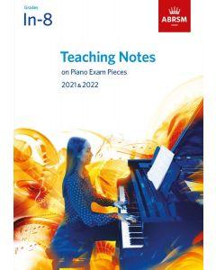 TEACHING NOTES ON PIANO EXAM PCS 2021-2022, ABRSM