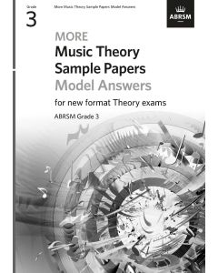 MORE MUSIC THEORY SAMPLE PAPERS MODEL ANS GRADE 3