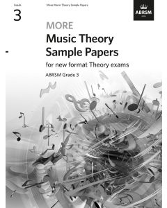 MORE MUSIC THEORY SAMPLE PAPERS GRADE 3