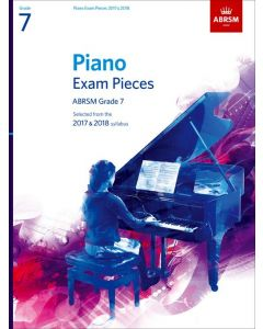 ***PIANO EXAM PCS 2017-2018 G7