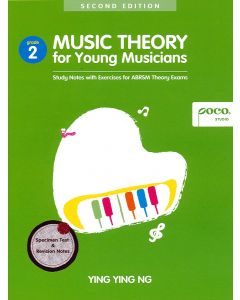 POCO MUSIC THEORY FOR YOUNG MUSICIANS G2 (2ND ED)