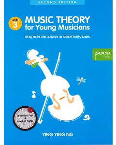 POCO MUSIC THEORY FOR YOUNG MUSICIANS G3 (2ND ED)