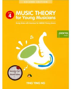 POCO MUSIC THEORY FOR YOUNG MUSICIANS G4 (2ND ED)