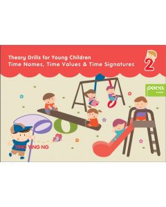 THEORY DRILLS FOR YOUNG CHILDREN 2: TIME NAMES
