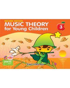 POCO MUSIC THEORY YNG CHN 3 NG YING YING (2ND ED)