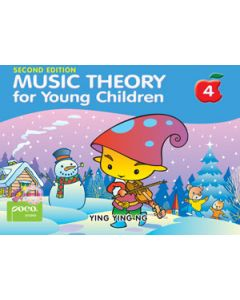 MUSIC THEORY FOR YOUNG CHILDREN BOOK 4