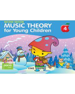 POCO MUSIC THEORY YNG CHN 4 NG YING YING (2ND ED)