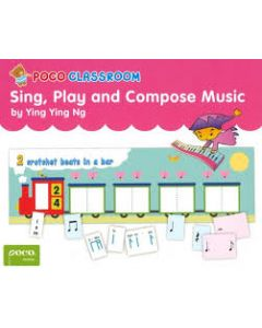 POCO CLASSROOM SING PLAY AND COMPOSE MUSIC