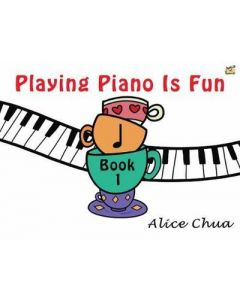 PLAYING PIANO IS FUN BOOK 1