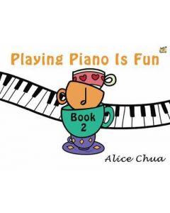 PLAYING PIANO IS FUN BOOK 2