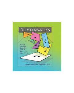 RHYTHMATICS BY JOSEPHINE KOH & FLORENCE KOH