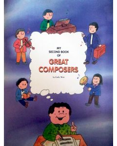 MY 2ND BOOK OF GREAT COMPOSERS