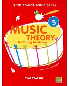 POCO MUSIC THEORY FOR YOUNG MUSICIANS G5 (2ND ED)