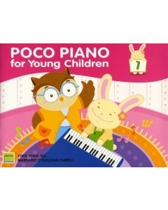 POCO PIANO FOR YOUNG CHILDREN 1 NG YING YING