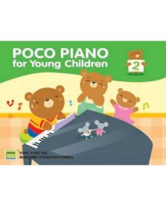 POCO PIANO FOR YOUNG CHILDREN BOOK 2 (2ND ED)