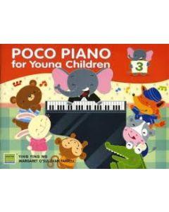 POCO PIANO FOR YOUNG CHILDREN BOOK 3