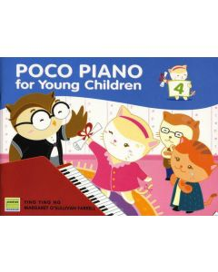 POCO PIANO FOR YOUNG CHILDREN 4 NG YING YING