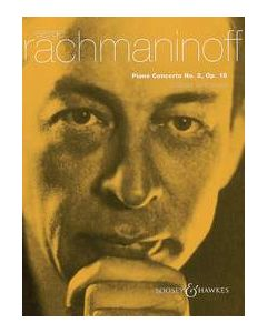 RACHMANINOFF PIA CON #2 C MIN OP18 2 PF