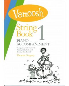 VAMOOSH STRING BK 1 W/CD TEACHER PACK
