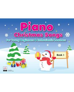 PIANO CHRISTMAS SONGS BOOK 1